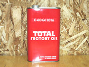 TOTAL FACTORY OIL 0W40